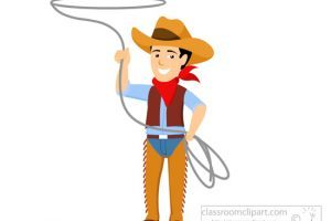 Cowboy lasso clipart 6 » Clipart Portal.