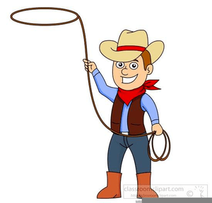 Cowboy lasso clipart 1 » Clipart Portal.