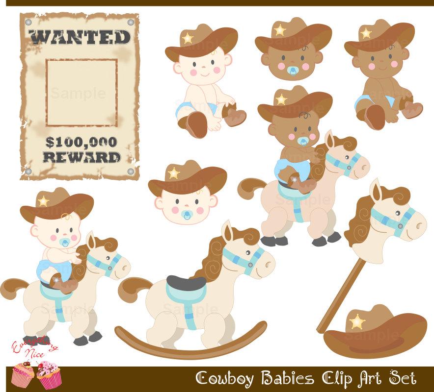 Free Cowboy Baby Cliparts, Download Free Clip Art, Free Clip.