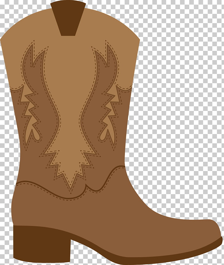 Cowboy boot , boot PNG clipart.