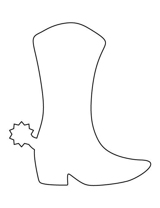 Free Boot Outline Cliparts, Download Free Clip Art, Free Clip Art on.