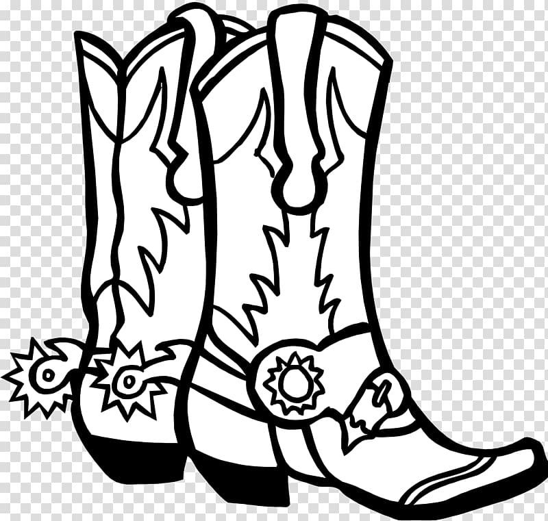 Cowboy boot Free content , Drawings Of Cowboy Boots.