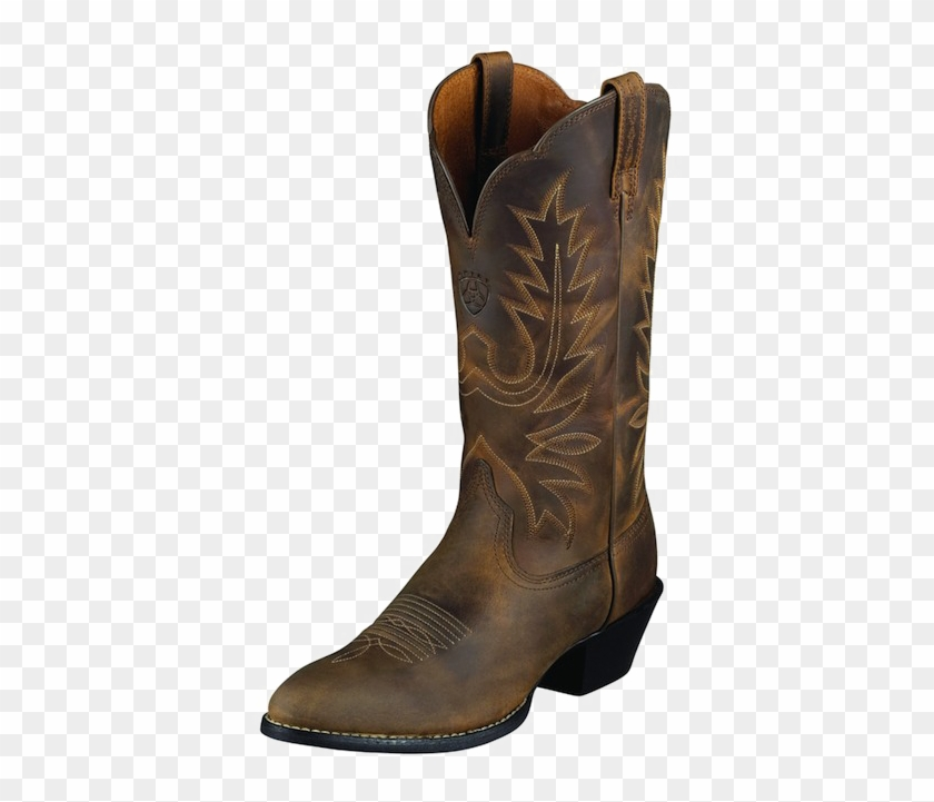 Cowboy Boot Png Image With Transparent Background.