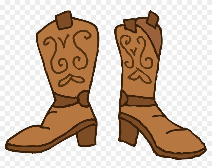 Cowboy Boots Clipart Free Download Clip Art.