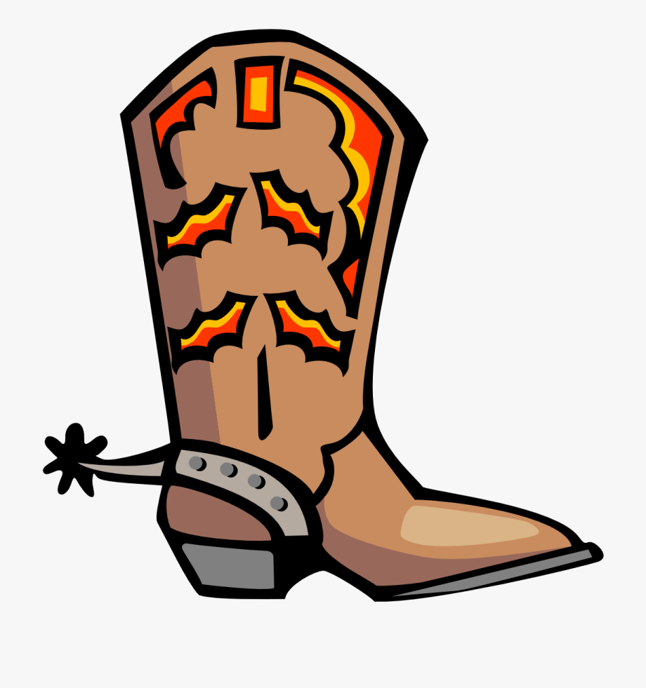 Chili Clip Art Cliparts Co Cowboy Boot.