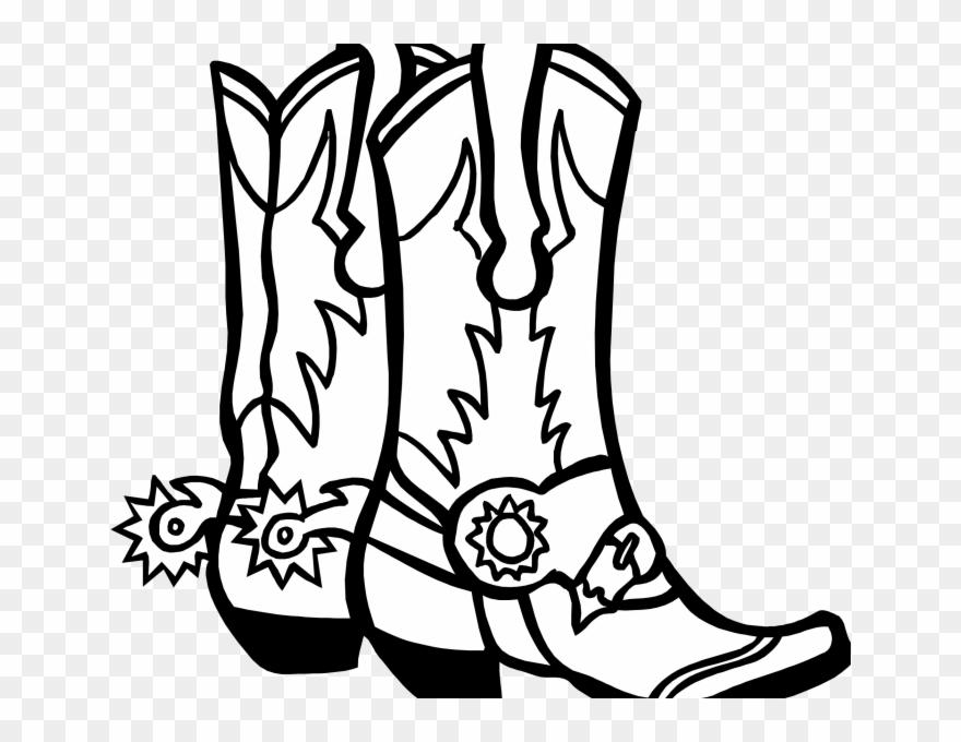 Cowboy Boots Clipart Png.