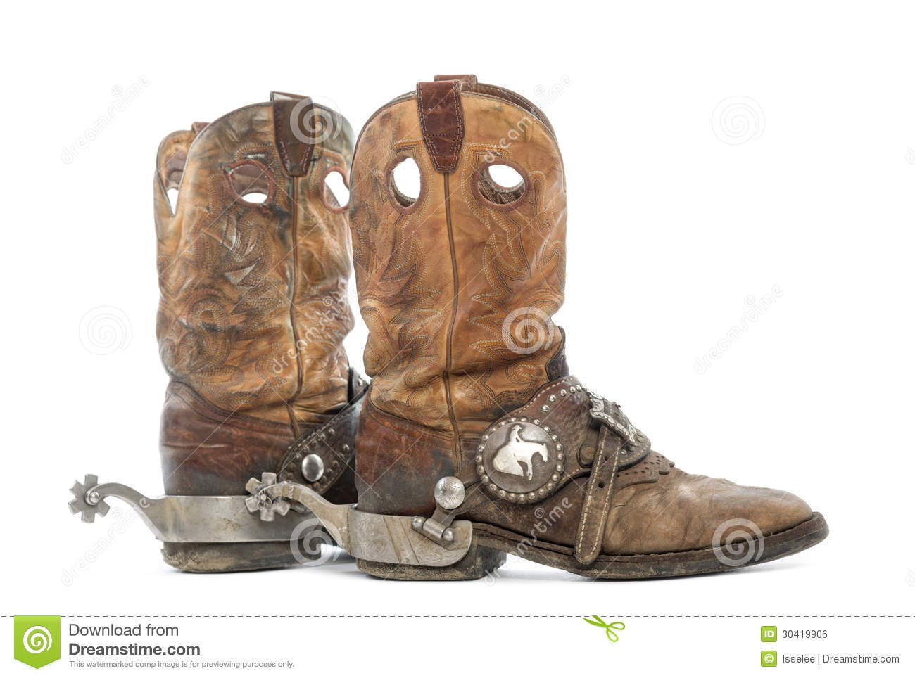 Boots And Spurs Clipart & Free Clip Art Images #30631.