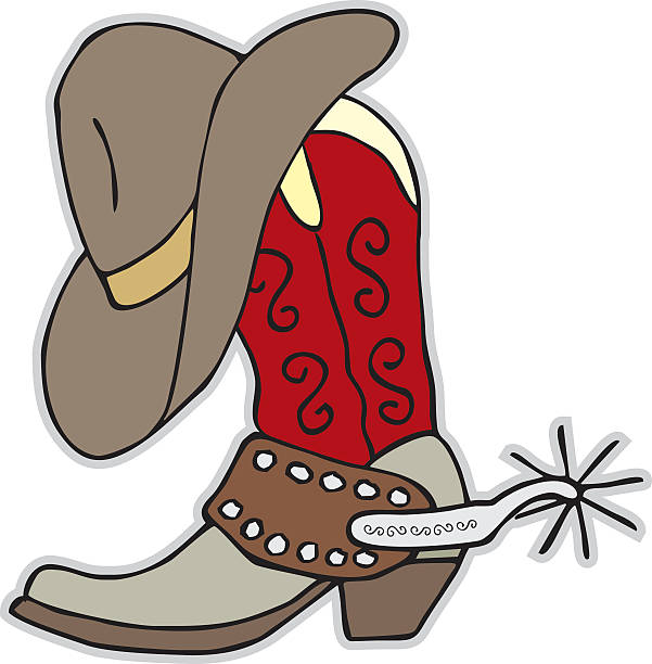 Best Boot Spur Illustrations, Royalty.
