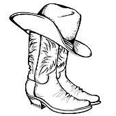 Boot Spurs Clip Art.