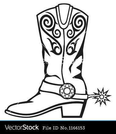 cowboy boot spurs.