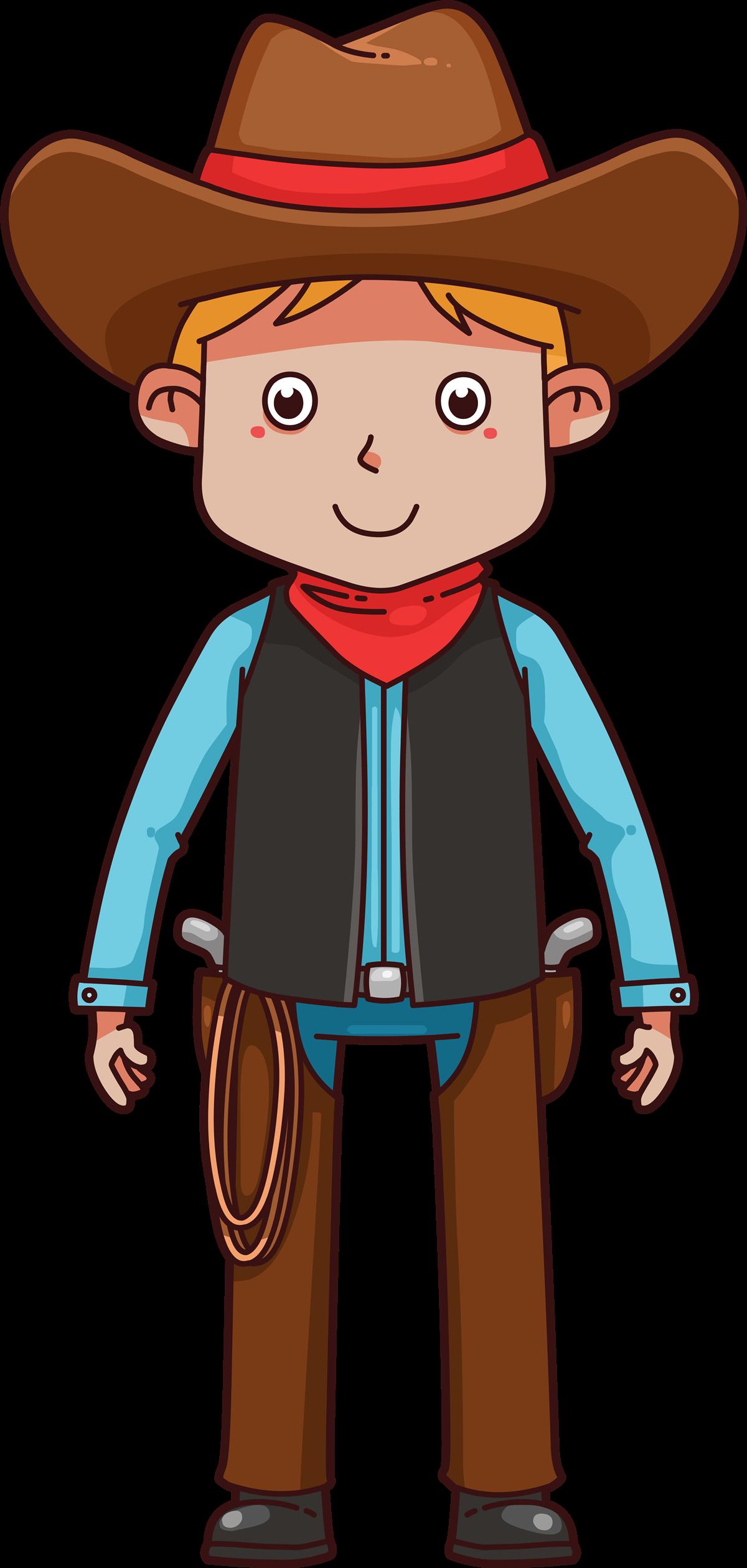 Free Cartoon Cowboy Cliparts, Download Free Clip Art, Free.