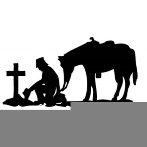 Cowboy Church Clipart.