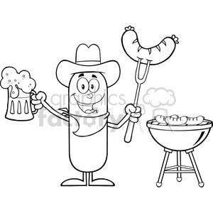 cowboy clipart.