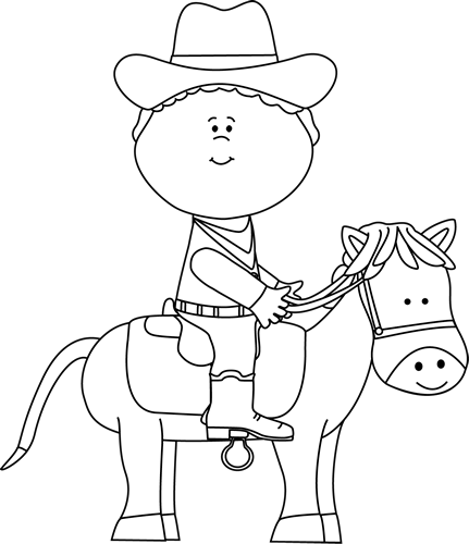 horse black and white clipart.