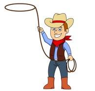 Free Cowboys Clipart.