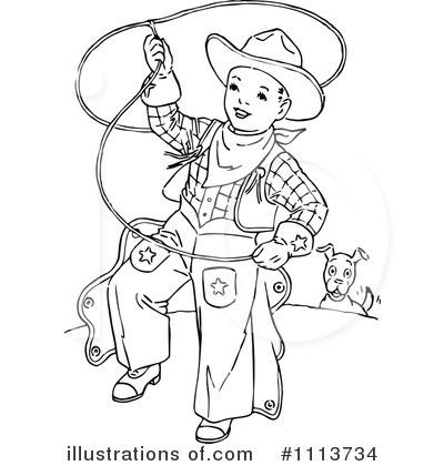 Cowboy Clipart #1113734.