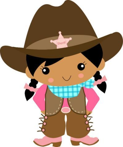 Free Cowgirl Clipart Pictures.