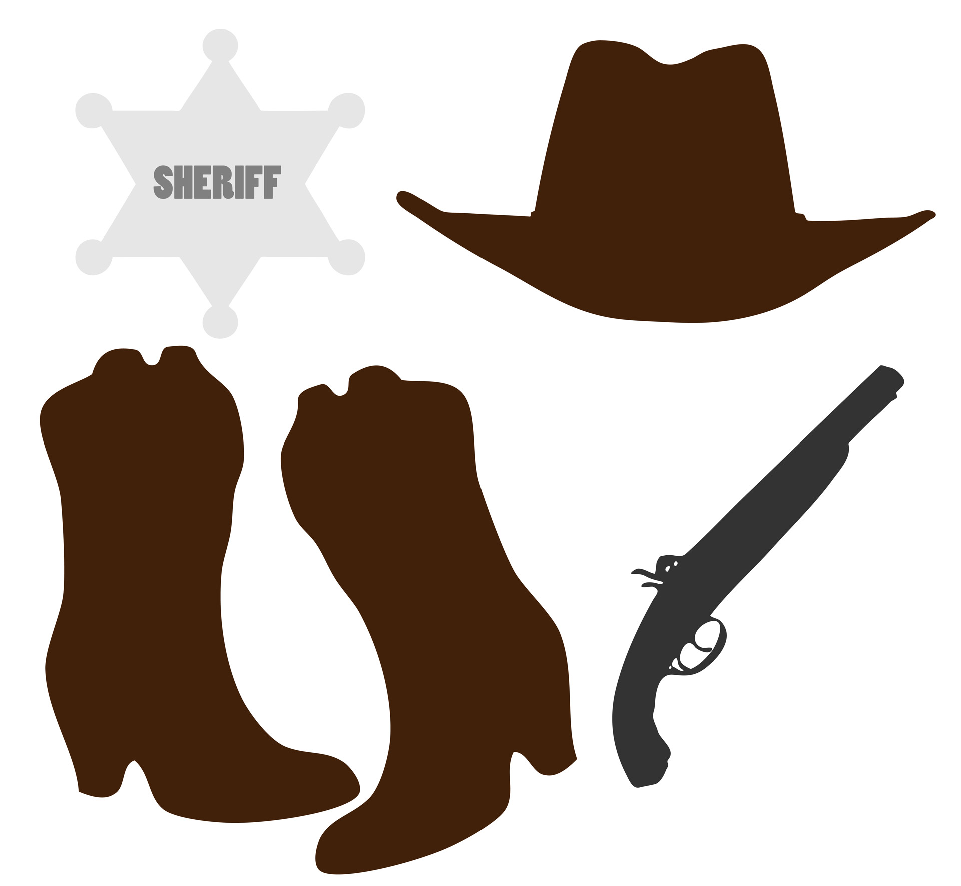 Free Cowboy Clipart & Cowboy Clip Art Images.