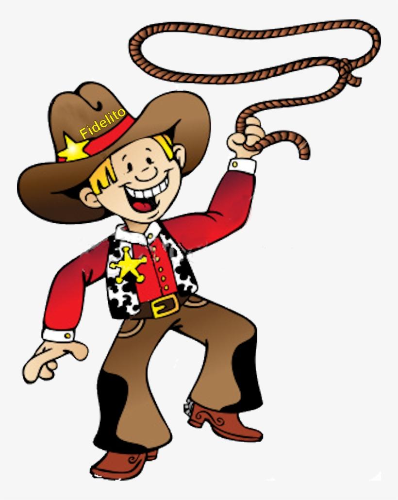 Cowboy Png.