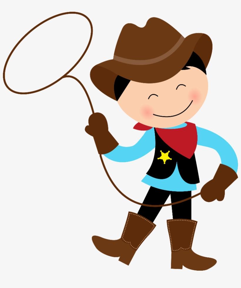 Cowboy Clipart Png Transparent PNG.
