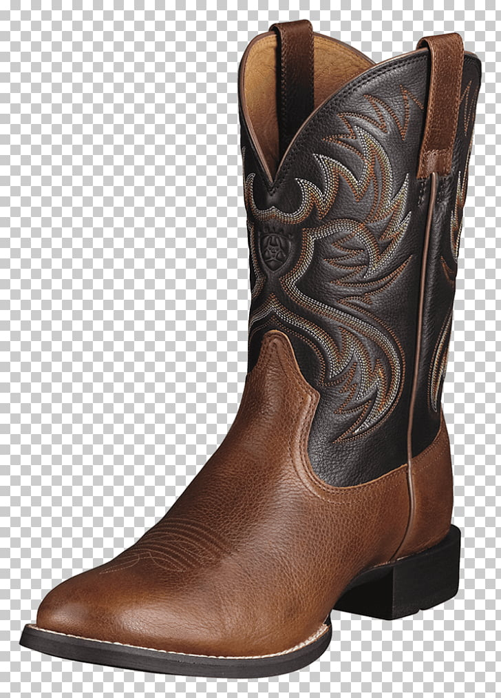 Cowboy boot Shoe Ariat Clothing, western.
