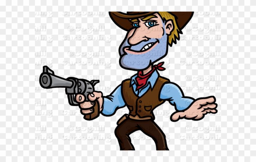 Cowboy Clipart Couple.