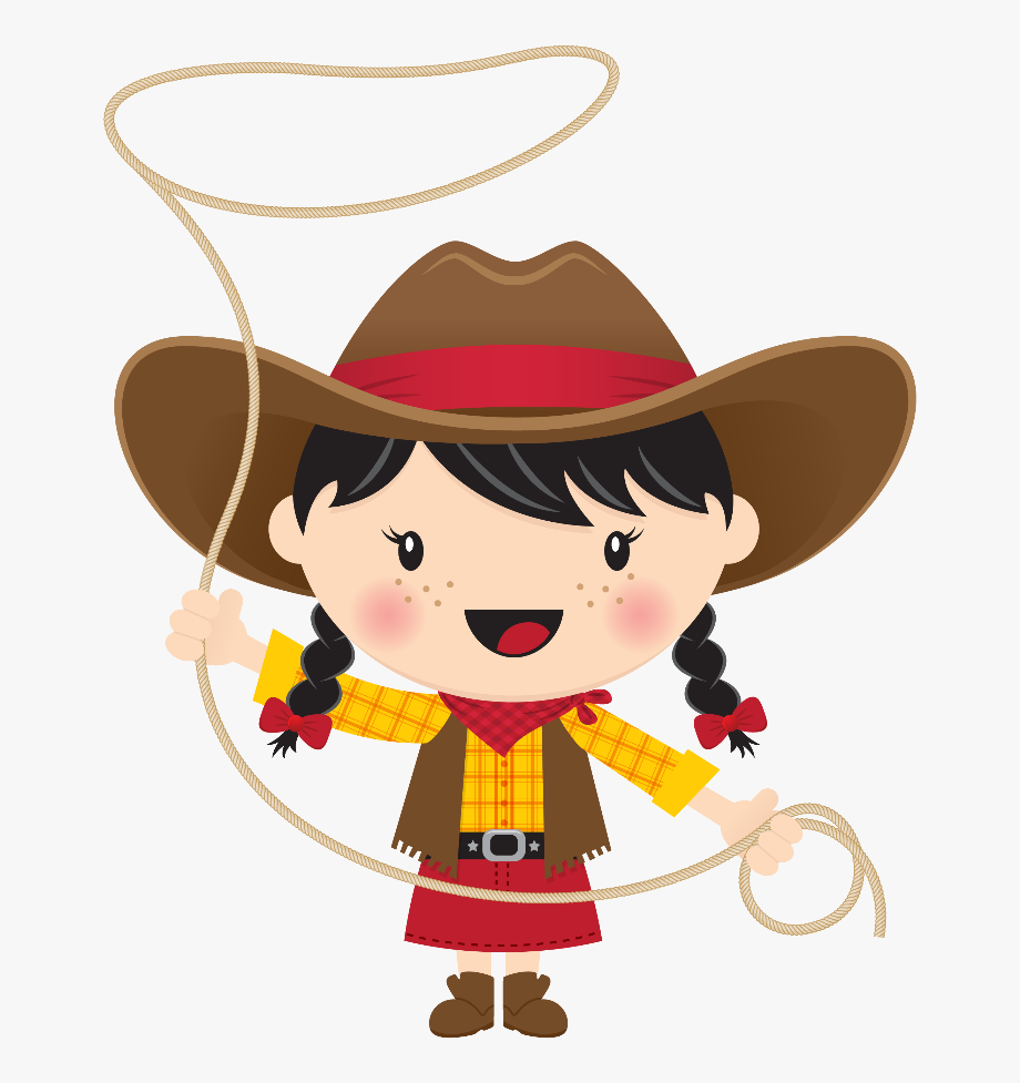 Wonderful Design Cowgirl Clipart Western Clip Art Image.