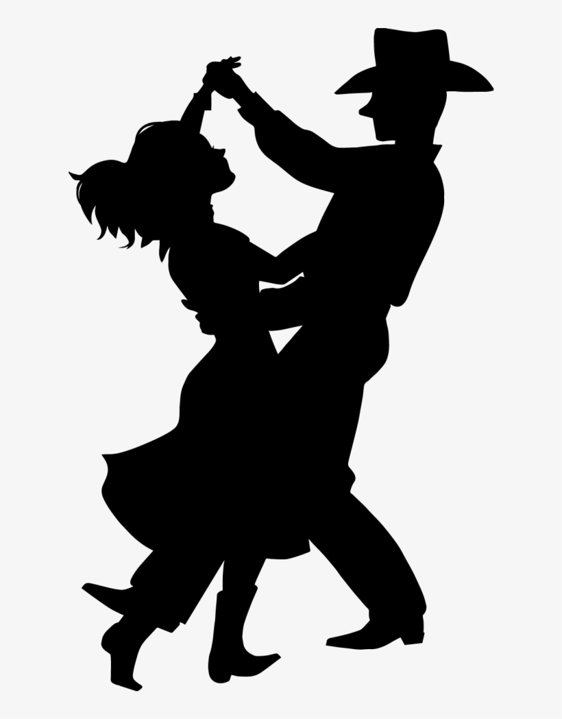 Dancing Clipart Two Step.