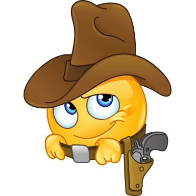 Cowboy Smiley.