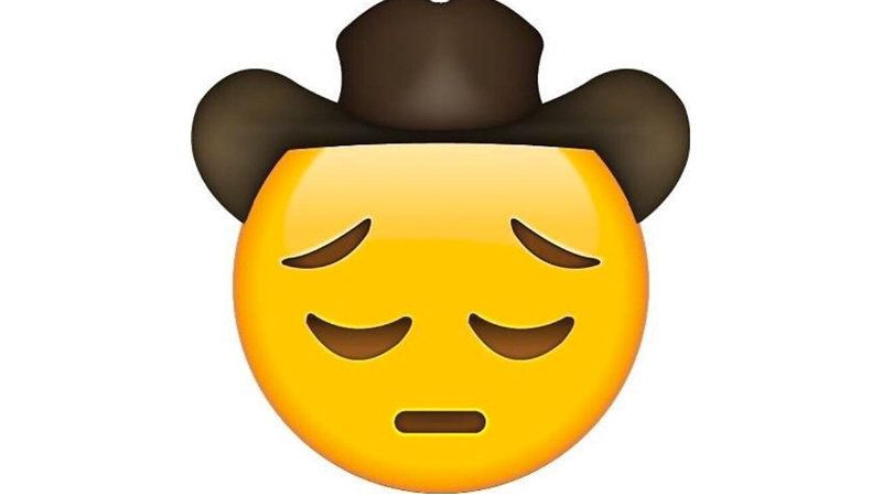 Petition · Sad Cowboy Emoji For I.O.S and Android · Change.org.