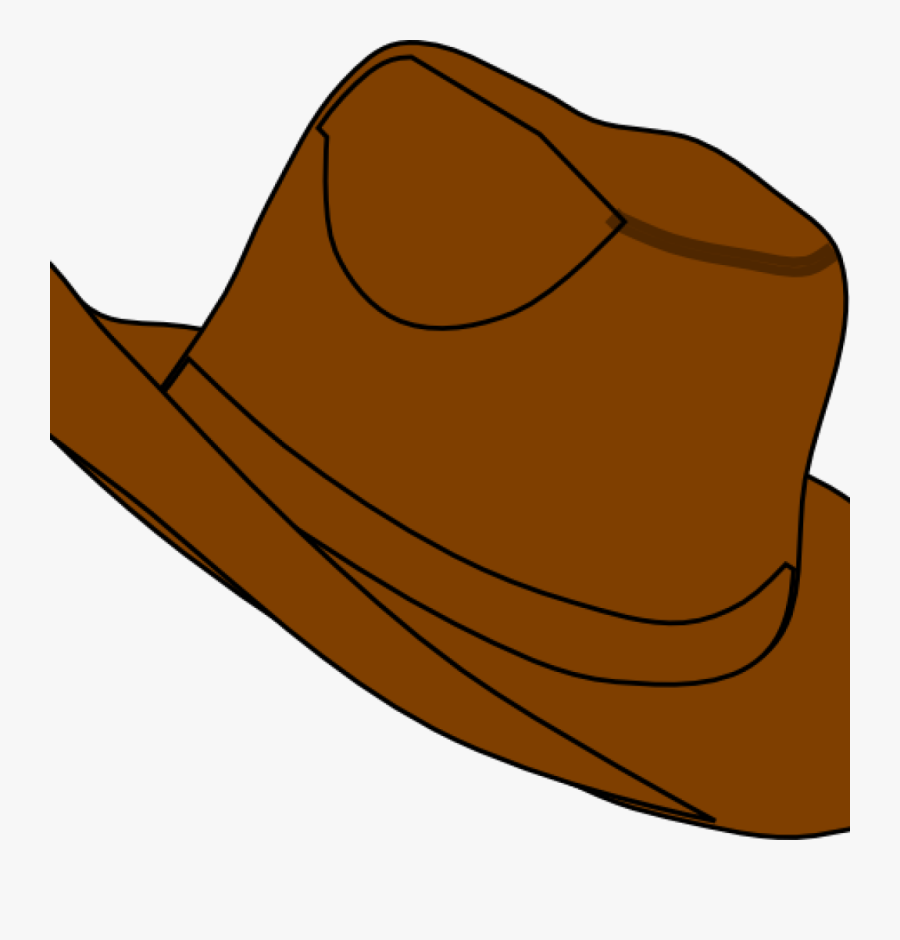 Western Hats Clipart.