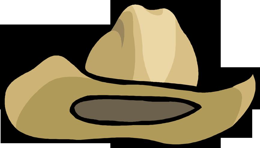 Best Cowboy Hat Clipart #15998.