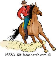 Cowboy horse Clipart EPS Images. 2,458 cowboy horse clip art.