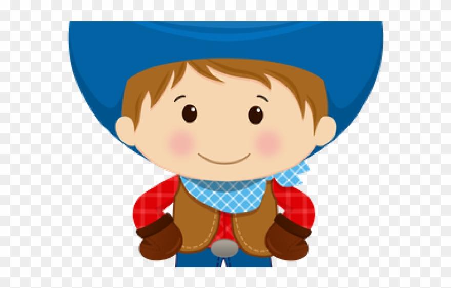 Cowboy Kid Clipart.