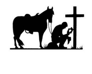 The Cowboy And Cross Gifts on Zazzle.
