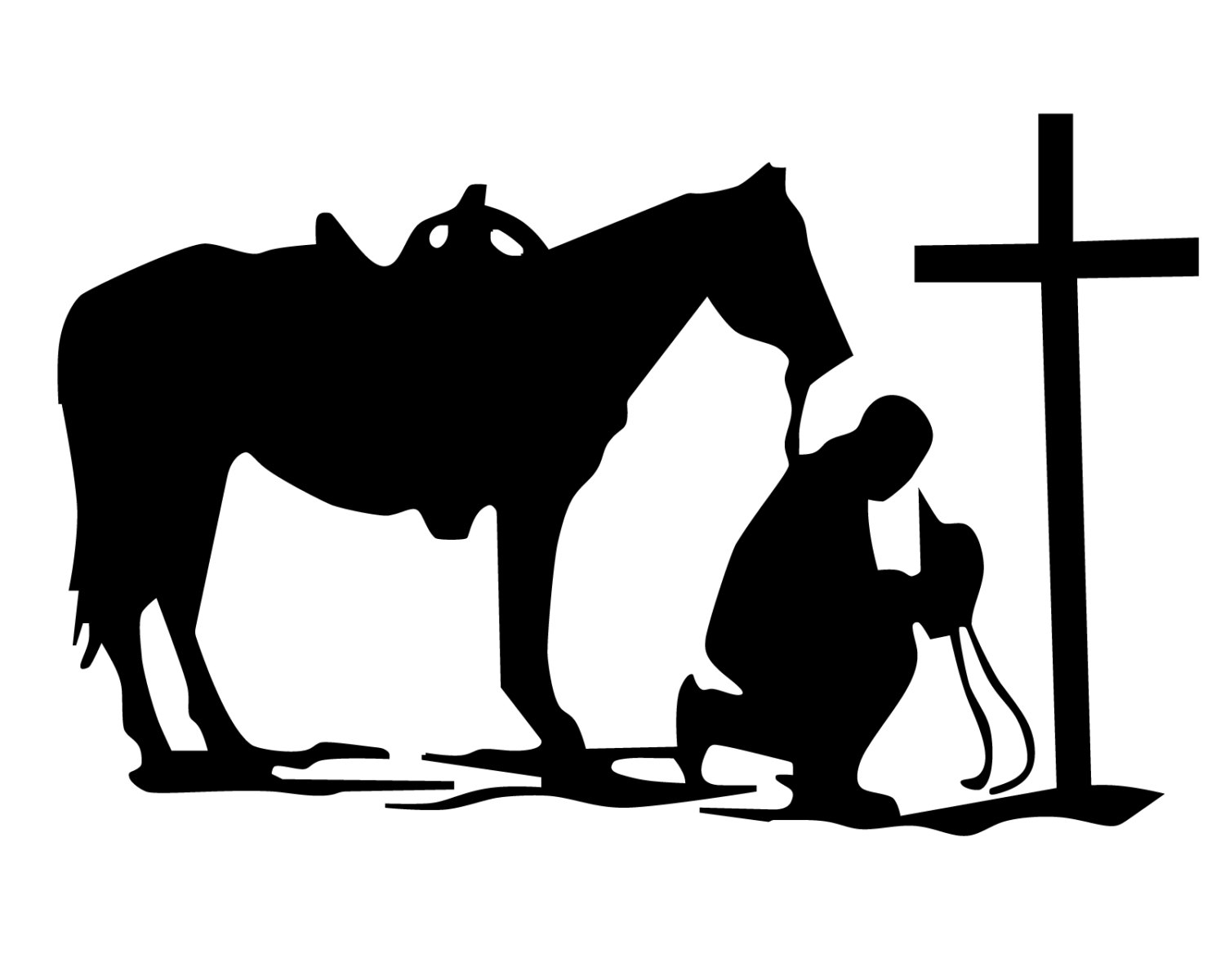 Free Picture Of Cowboy And Cross, Download Free Clip Art.