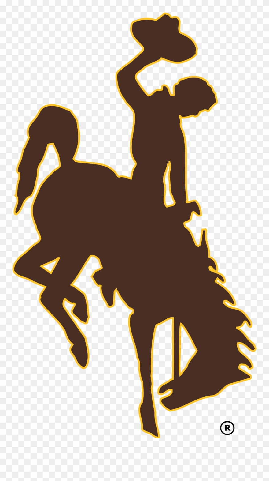 Wyoming Cowboys Football.