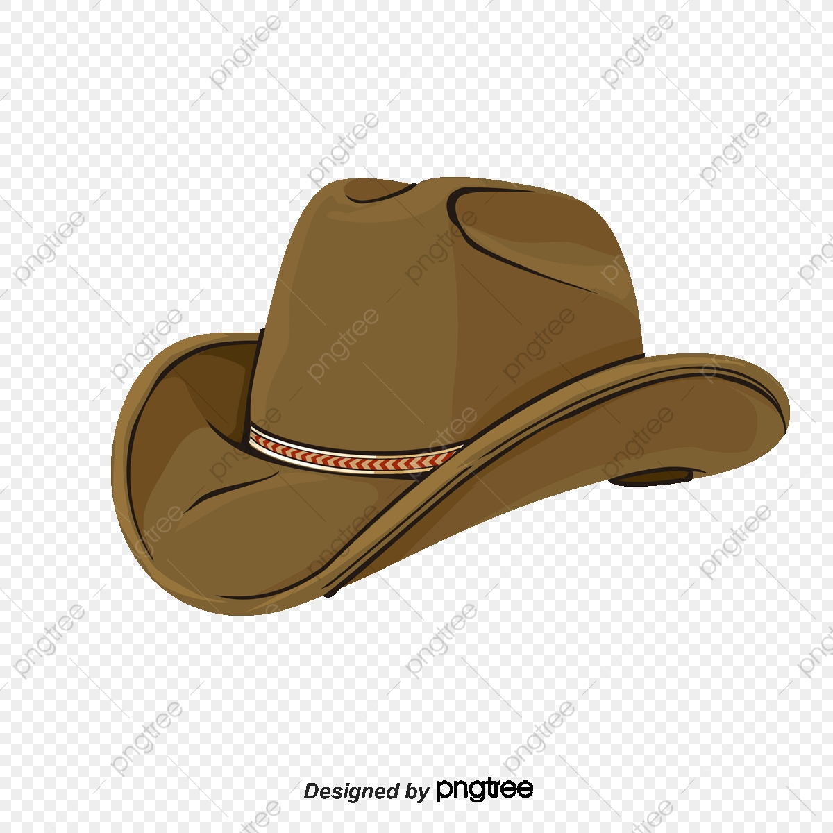 Cowboy Hat, Vector, Cowboy PNG and Vector with Transparent.