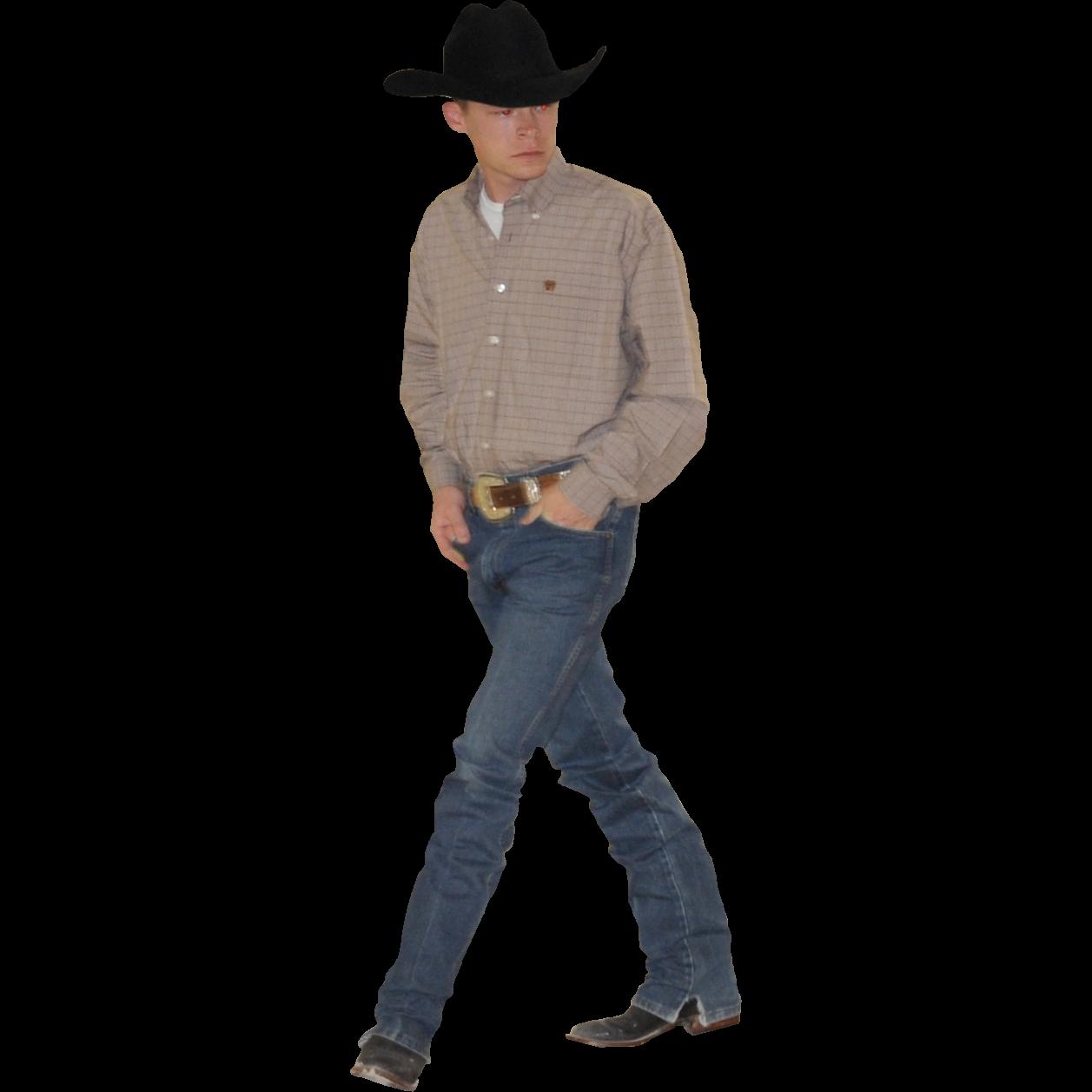Cowboy PNG Image.