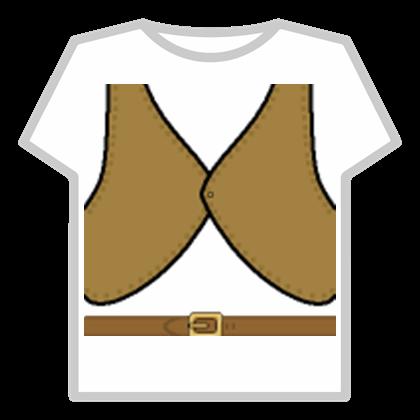Cowboy Vest.
