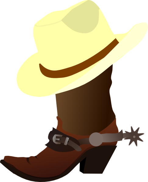 Cowboy cute western clipart free clipart images clipartbold.