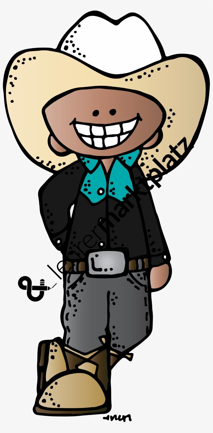 Graphic Freeuse Clip Art Cowboys Und Cowgirls Farbig.