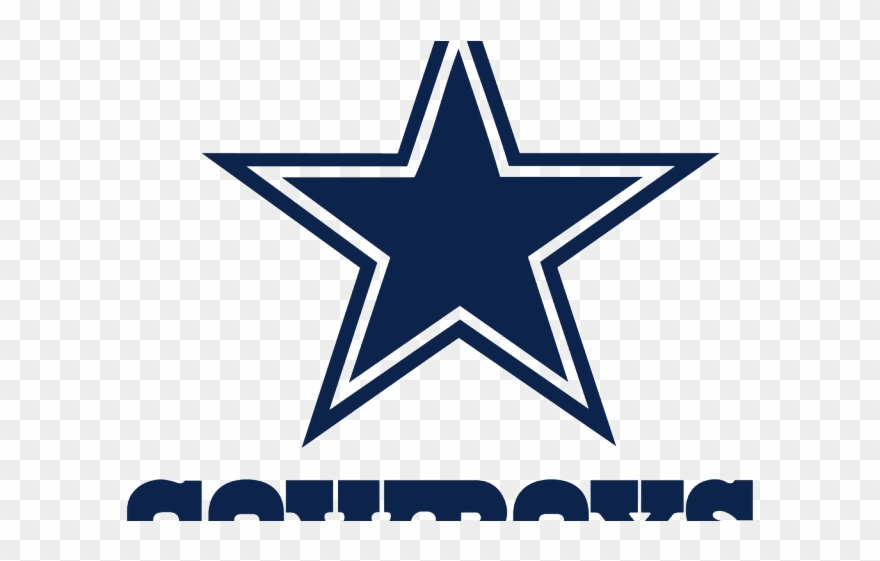 Dallas Cowboys Clipart Vector.