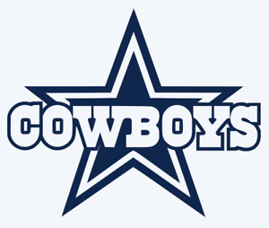 Details about Dallas Cowboys Logo Vinyl Decal Sticker.