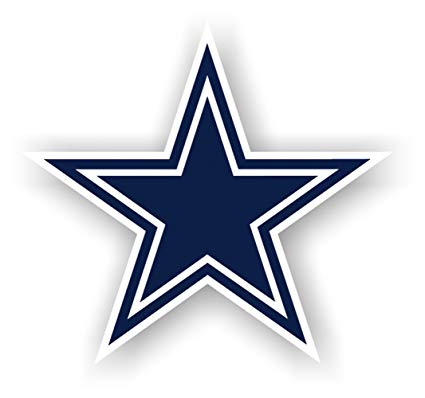 NFL Dallas Cowboys 12.