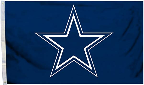 NFL Dallas Cowboys Logo Only 3.