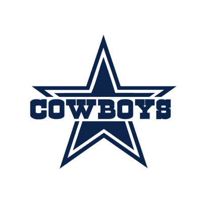 Dallas Cowboys Vector.