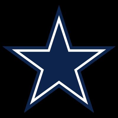 Dallas Cowboys logo vector in (EPS, AI, CDR) free download.