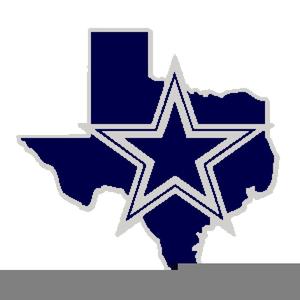 Free Clipart Dallas Cowboys Star.