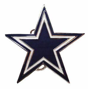 Details about DALLAS COWBOYS Star Logo Metal/Enamel BELT BUCKLE.